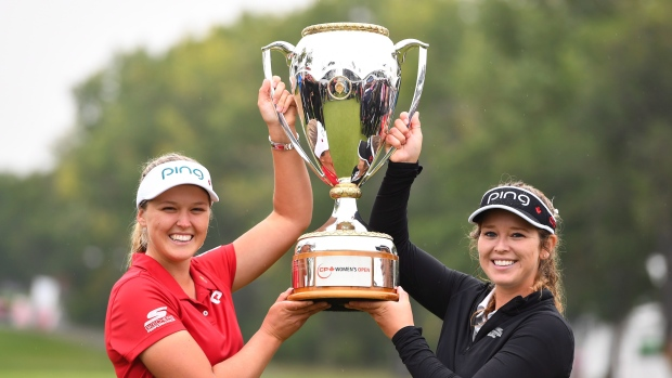 Image result for cp canadian women's open