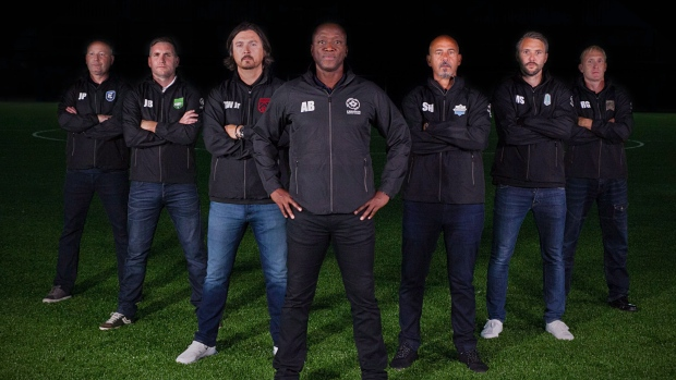 Canadian Premier League soccer coaches
