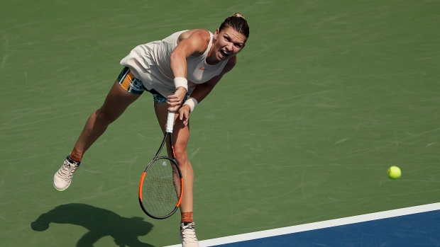 World number one Halep stunned by Kanepi in US Open first round