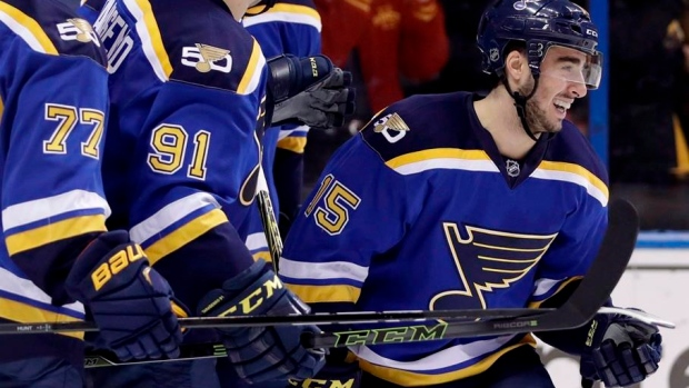 a60ee9fe Fabbri eager to prove himself again with Blues after consecutive knee  injuries Article Image 0