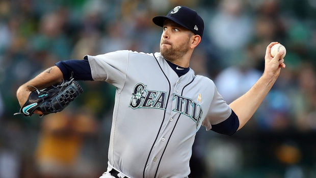 Yankees Acquire LHP Paxton from Mariners 3 Prospects
