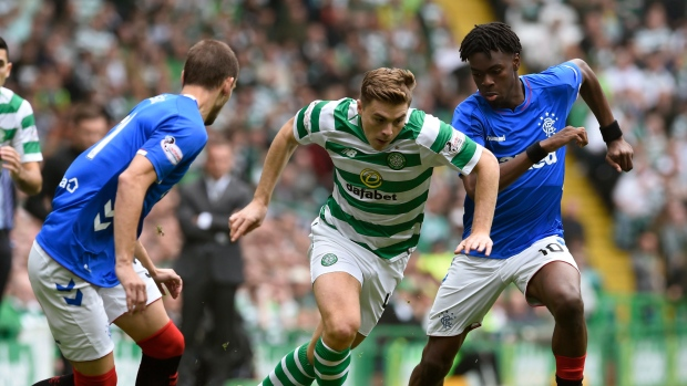 Celtic beat Rangers in Old Firm derby