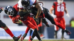 Redblacks linebacker Kyries Hebert suspended for second time this season Article Image 0