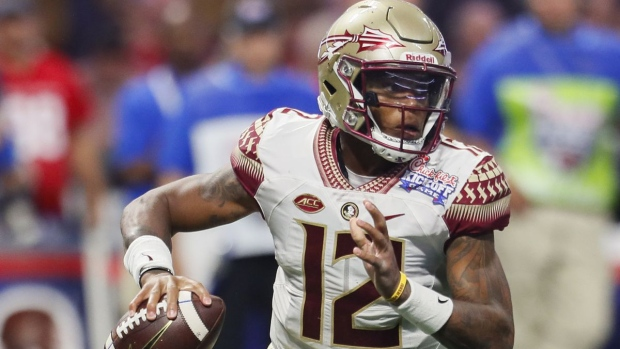 Florida State dismisses QB Deondre Francois after domestic abuse allegations
