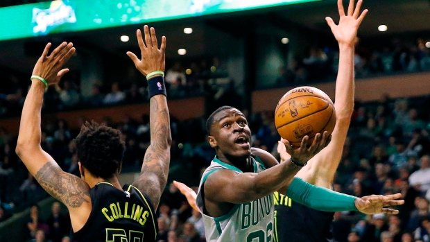 Celtics' Jabari Bird arrested on assault charges, being 'guarded' in hospital