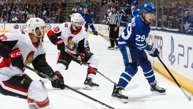 TSN's Ottawa Senators 2018-19 Regional NHL Broadcast ...