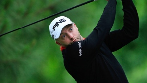 Skinns leads Web.com Tour Finals event in Boise