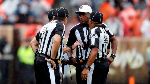National Football League finalizes new CBA with referees' union