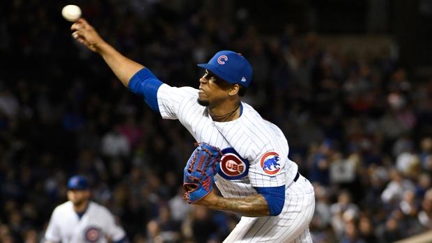 Chicago Cubs to pick up $20 million option on Cole Hamels