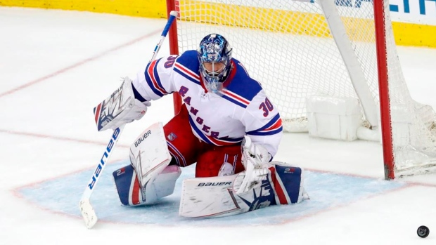 Lundqvist On Rebuilding Rangers There S No Other Place I Want To