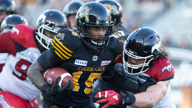 e99ce2364ac Ticats  Green ruled out for Lions game - TSN.ca