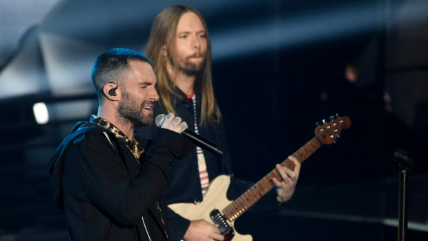 Maroon 5 To Play Super Bowl Halftime 2019