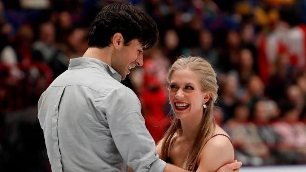 Skate canada 2019 weaver poje dating