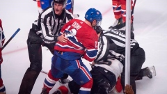Habs forward Domi suspended for remainder of pre-season for punching Ekblad Article Image 0