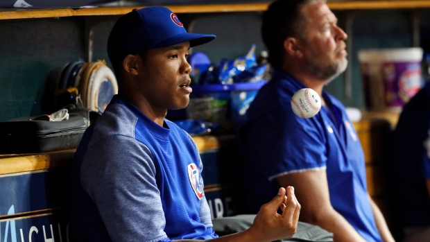 Major League Baseball investigating Addison Russell abuse allegations