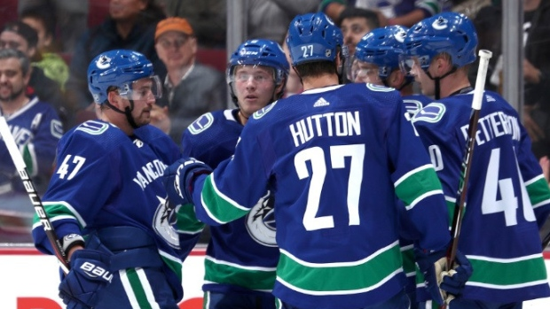 Canucks-boeser-pettersson-hutton-horvat