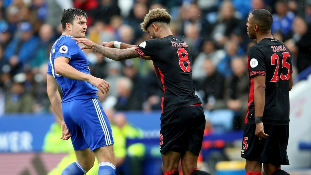 Huddersfield-town-s-philip-billing-and-leicester-city-s-harry-maguire