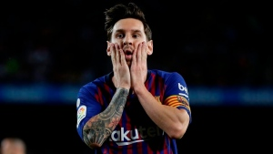 Spanish league to probe Messi's barbecue for teammates