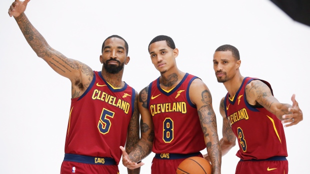 ea6564c142d Cavaliers start life without LeBron - TSN.ca