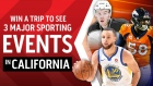 Ultimate Sports Trip of a Lifetime #20: California Roadtrip