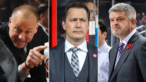 1f098d8b073 Which NHL coaches and GMs could on the hot seat this season - TSN.ca