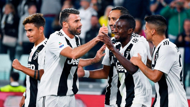 Juventus 2-0 Bologna: Juve win seventh straight game to start season
