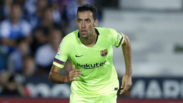 Spain Euro 2020 preparations take a hit as Busquets tests positive