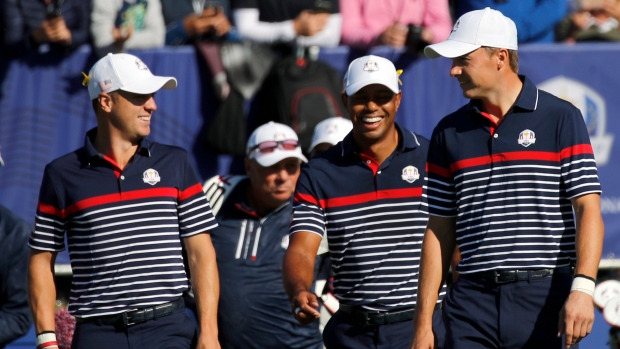 'I don't know if I can do it' - Tales from the first tee at the Ryder Cup
