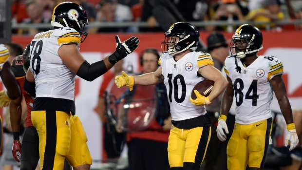 competitive price ec56f 3fbd5 Sunday Night Football Preview: Spotlight on Steelers offence ...