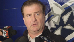 Jim Benning Canucks 1040 mic