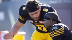 Masoli, Powell, Ward named CFL top performers for month of September Article Image 0
