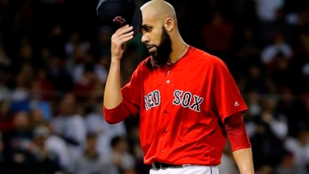 David Price's postseason struggles continue with dismal outing against Yankees