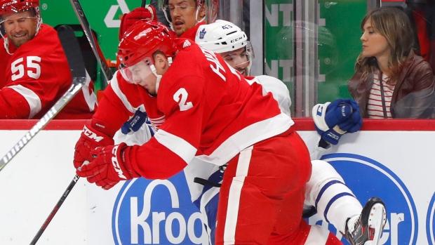 Detroit Red Wings Hockey News Tsn