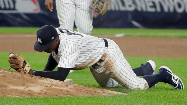 New York Yankees SS Didi Gregorius to have Tommy John surgery