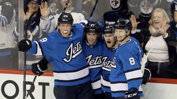 Little Lifts Jets Over Hurricanes With Late Goal Tsn Ca