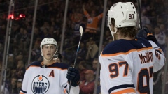 Ryan Nugent-Hopkins Connor McDavid