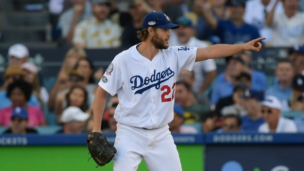 Brewers fall 5-2 to Dodgers in Game 5