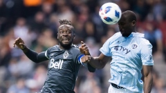 Ike Opara and Kei Kamara