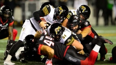Hamilton Tiger-Cats and Ottawa Redblacks