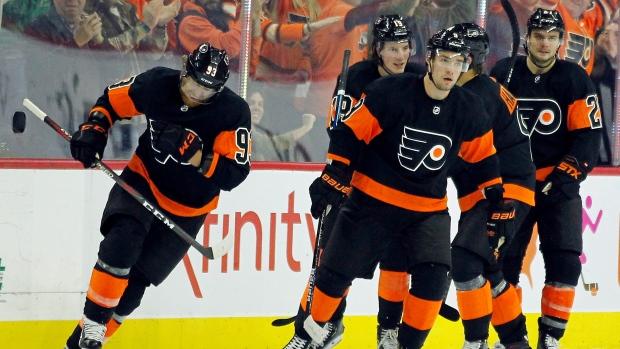 31adb1a01 Voracek has 3 points to lead Flyers over Devils - TSN.ca