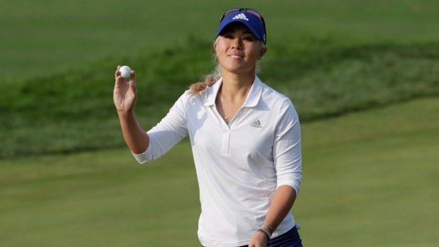 Ciganda, Kim share lead at LPGA Shanghai