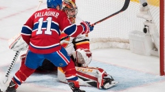 Drouin scores deciding goal as Canadiens hold off Flames in 3-2 win Article Image 0