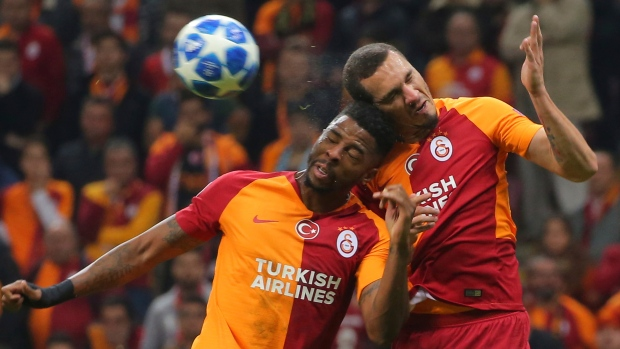 Schalke fails to take chances in draw at Galatasaray - TSN ca