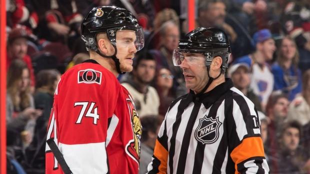 D.J. Smith: Three 'older guys' to wear A's for Ottawa Senators this season - TSN.ca