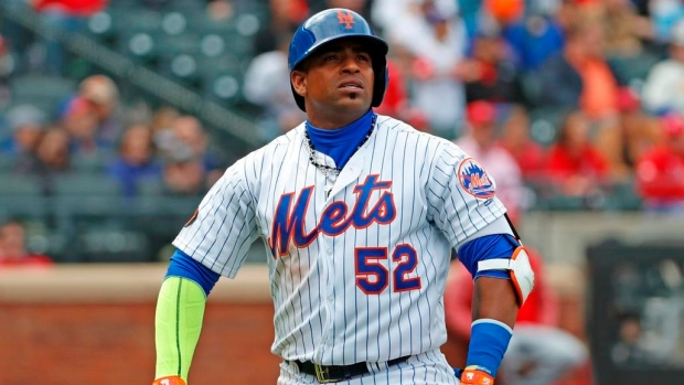 New York Mets Yoenis Cespedes Opts Out Of Season Tsn Ca