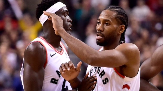 Raptors Better Equipped To Match Up With Warriors Tsn Ca
