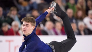 Sadovsky closes season with victory in the Challenge