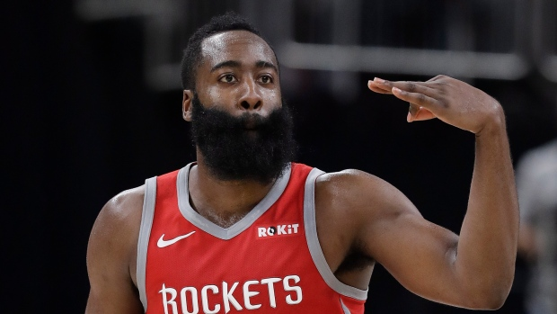 bebf255509e2 By The Numbers  Harden on top of the basketball world - TSN.ca