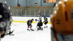 Kids hockey