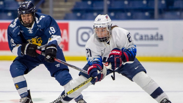 U.S. Women Open Defence Of Four Nations Cup With Win Over Finland